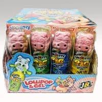 SNOTTY PIG LOLLIPOP GEL x24